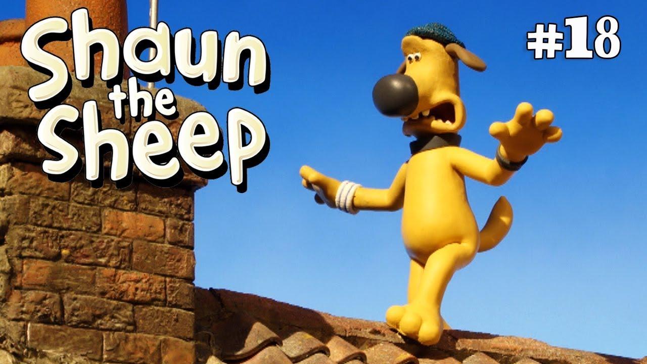 Pengendali jarak jauh - Shaun the Sheep [Remote Control]