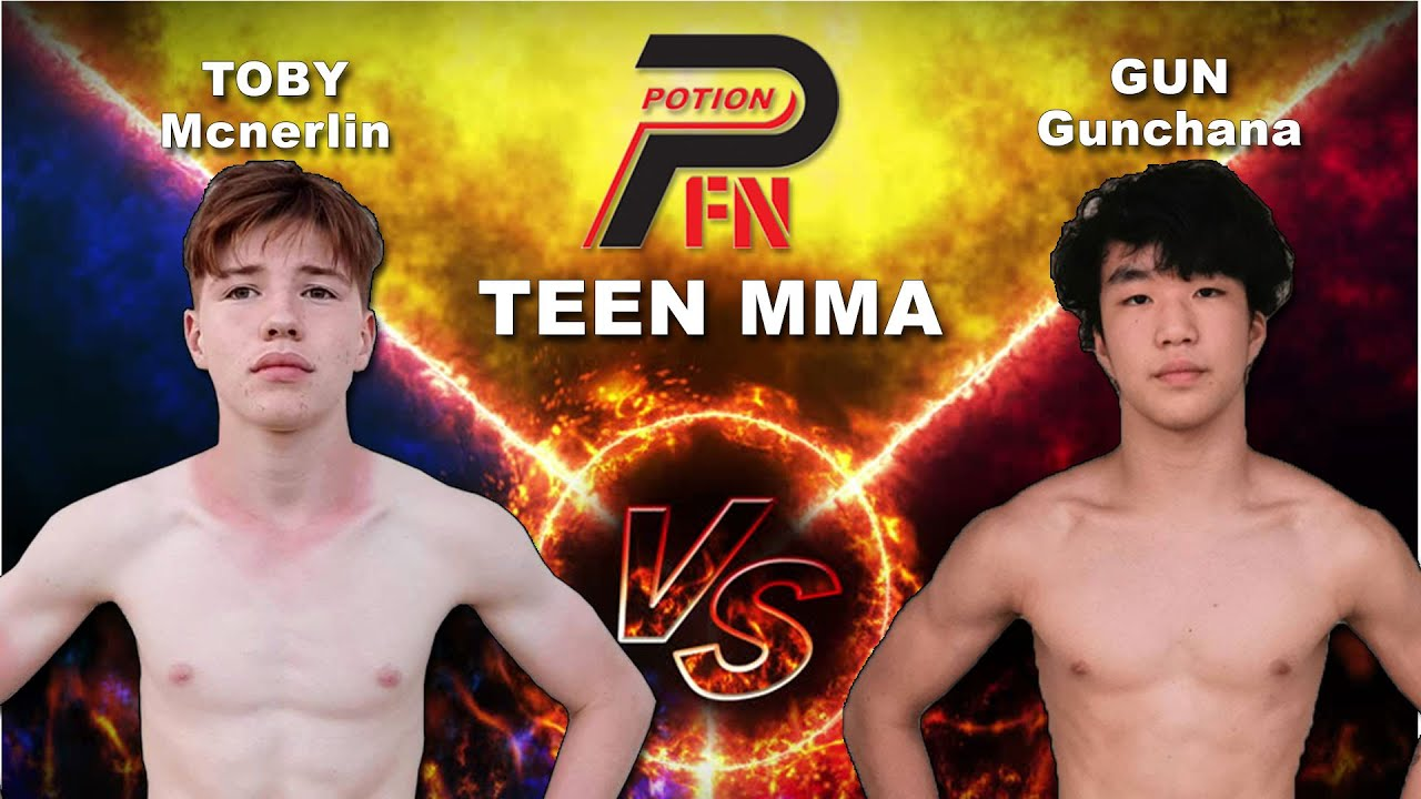 Download SEAFC: GUN (Gunchana Prasertthavorn)  vs Toby Mcnerlin - TEEN MMA - POTION FIGHT NIGHT