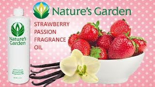 Strawberry Passion Fragrance Oil- Natures Garden