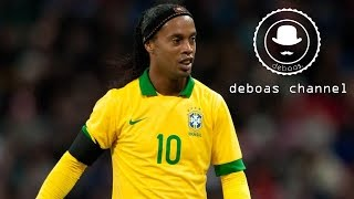 Ronaldinho Tribute ● The best player in history