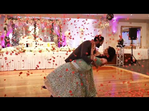 Engagement First Dance | Dil Diyan Gallan | Sunny and Karen