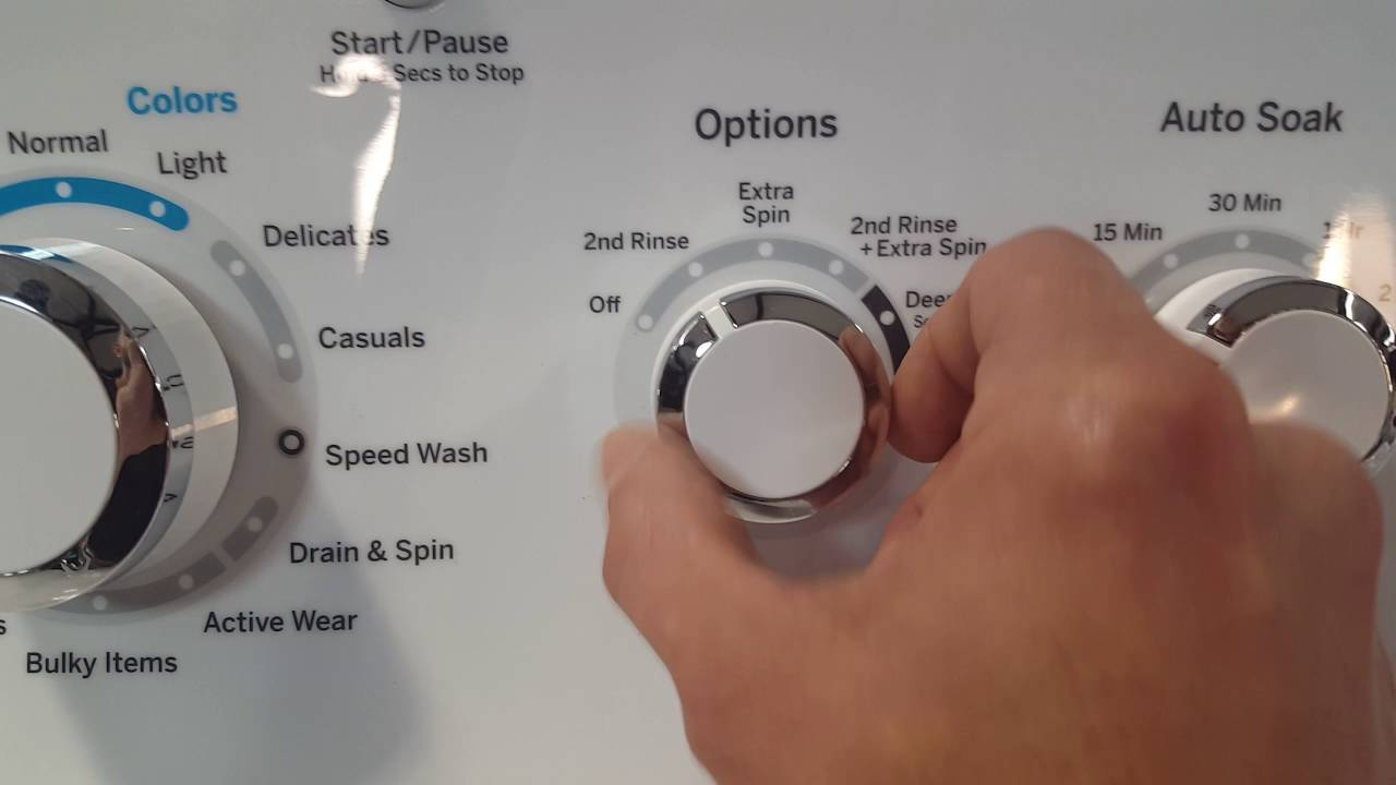 Washing Machine Buying Guide Ge Gtw460asjww Youtube
