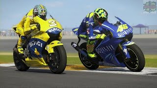 valentino rossi the game vr 46 historic events 19 with gritted teeth 20 new team old habits