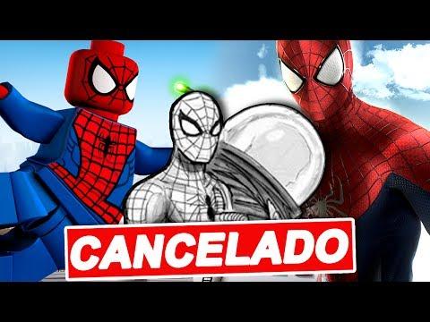 5 Proyectos de SpiderMan cancelados antes de su estreno