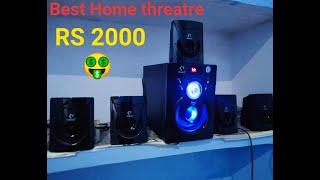 Ikall 5 1 multimedia Bluetooth speakers home threatre system