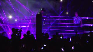 4/4 The Undertaker entrance at Wrestlemania 34