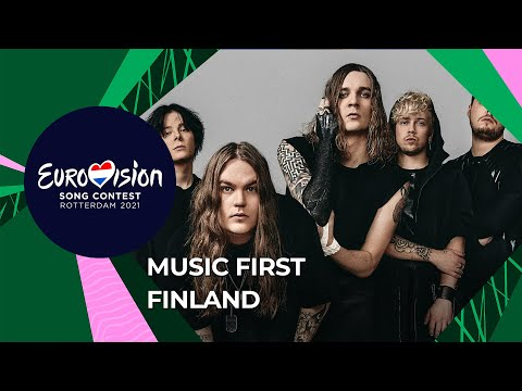 Music First with Blind Channel from Finland ?? - Eurovision Song Contest 2021