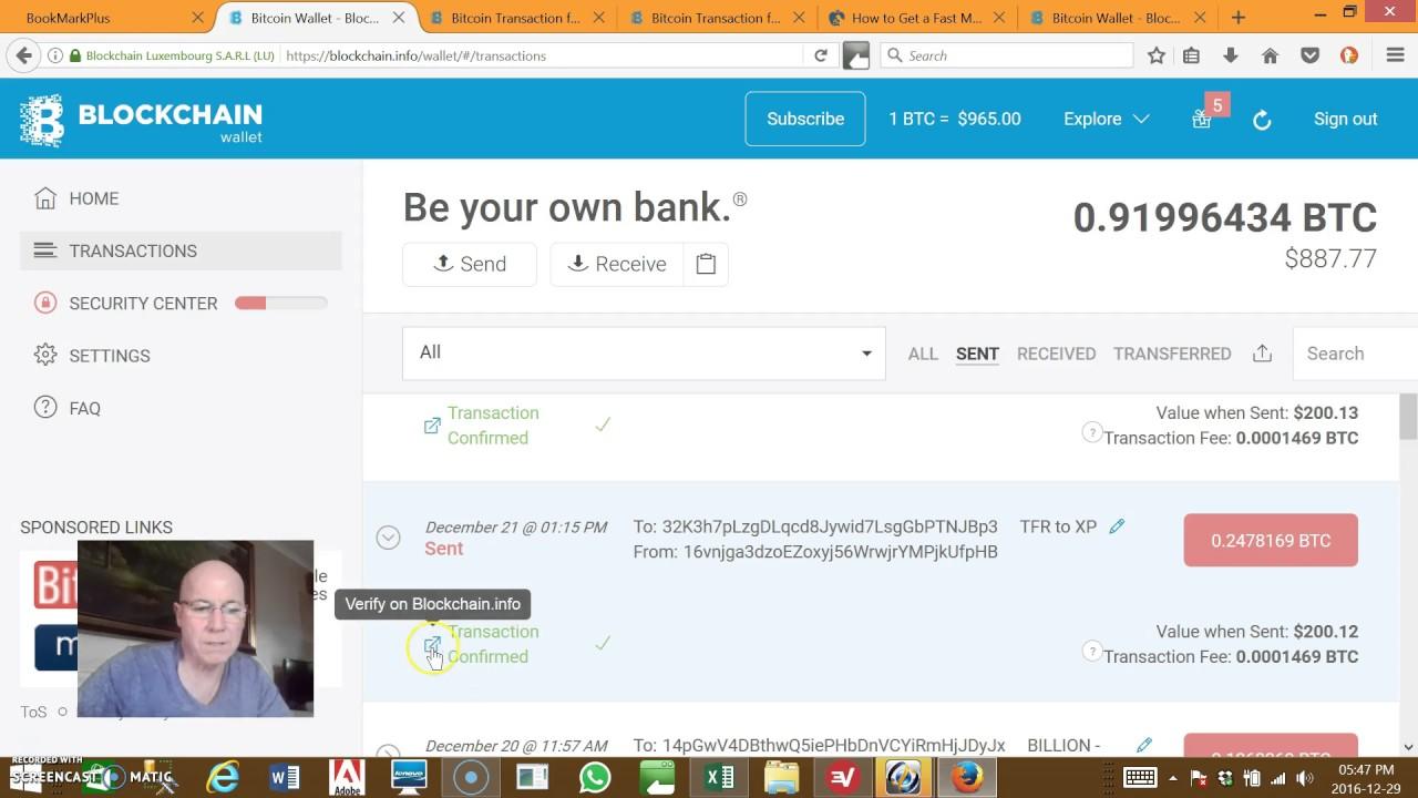 Www Blockchain Wallet Info