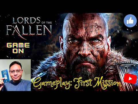 Lords of the Fallen Gameplay Part 1 |