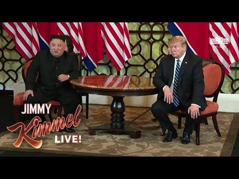 Donald Trump & Kim Jong Un Are Just Like Lady Gaga & Bradley Cooper