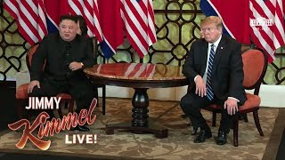 Donald Trump & Kim Jong Un Are Just Like Lady Gaga & Bradley Cooper