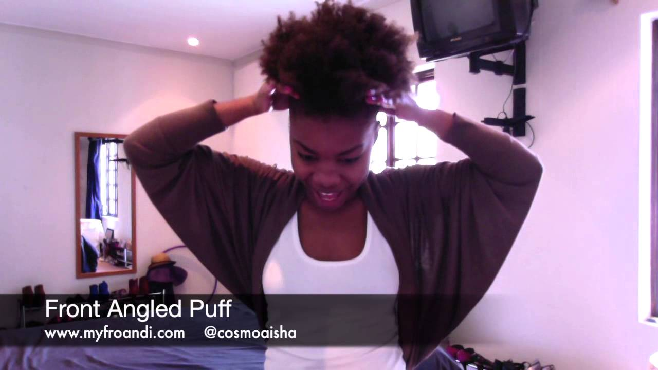 how to make front puff