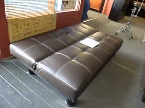 Futon Klik Klak Floor Model Out One Left 149 00 Take It Today