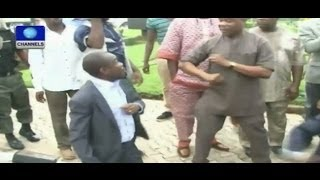 Edo Lawmakers Engage In Free For All Fight
