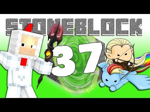 stoneblock-37-portal-do-zeme-elfu