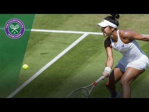 Heather Watson v Anastasija Sevastova highlights - Wimbledon 2017 second round