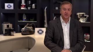 Tefal се ангажира да ремонтира продуктите си, интервю с Алан Потро