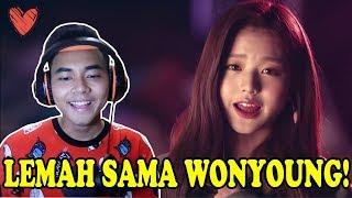 LEMAH SAMA WONYOUNG!! - IZ*ONE - Suki To Iwasetai [MV] Reaction - Indonesia
