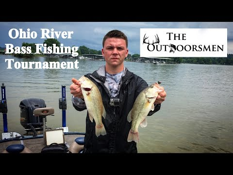 Ohio River Bass Fishing Tournament(Practice Day & Tournament Day)(Placed 3rd)  - The Outdoorsmen