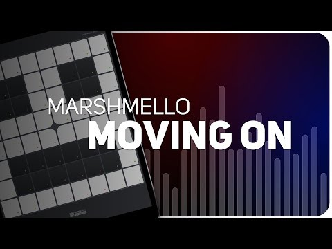 Playing Moving On | Marshmello on Super Pads Lights - Launchpad