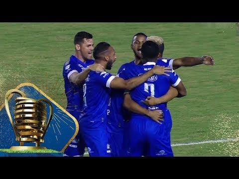 Melhores momentos - Confiança 2 x 1 Treze - Copa do Nordeste (22/02/2018)