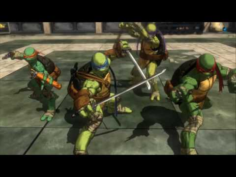 Teenage Mutant Ninja Turtles Mutants in Manhattan: Full Game Walkthrough(PS4/1080p)