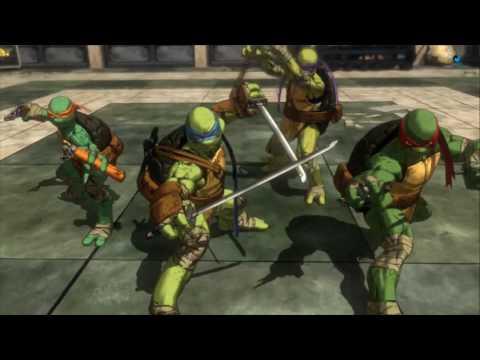 Teenage Mutant Ninja Turtles Mutants in Manhattan: Full Game Walkthrough(PS4/1080p)