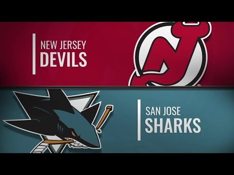Devils vs Sharks   Dec 10,  2018