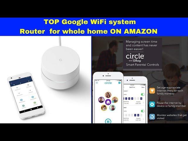 google wifi parental controls