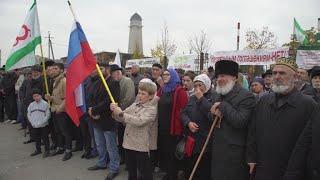 Ingouchie / Tchétchénie: poussée de fièvre dans le Caucase russe