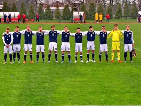 Scotland U16 [00] UEFA Development Tournament 09-13.03.2016.