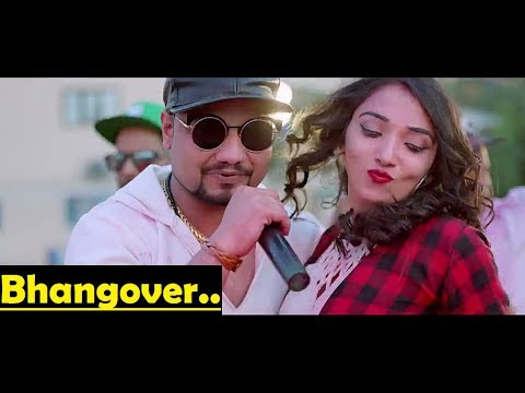 Bhangover | Journey of Bhangover | MDKD | Siddhant Madhav | Lyrics | Latest Song 2017