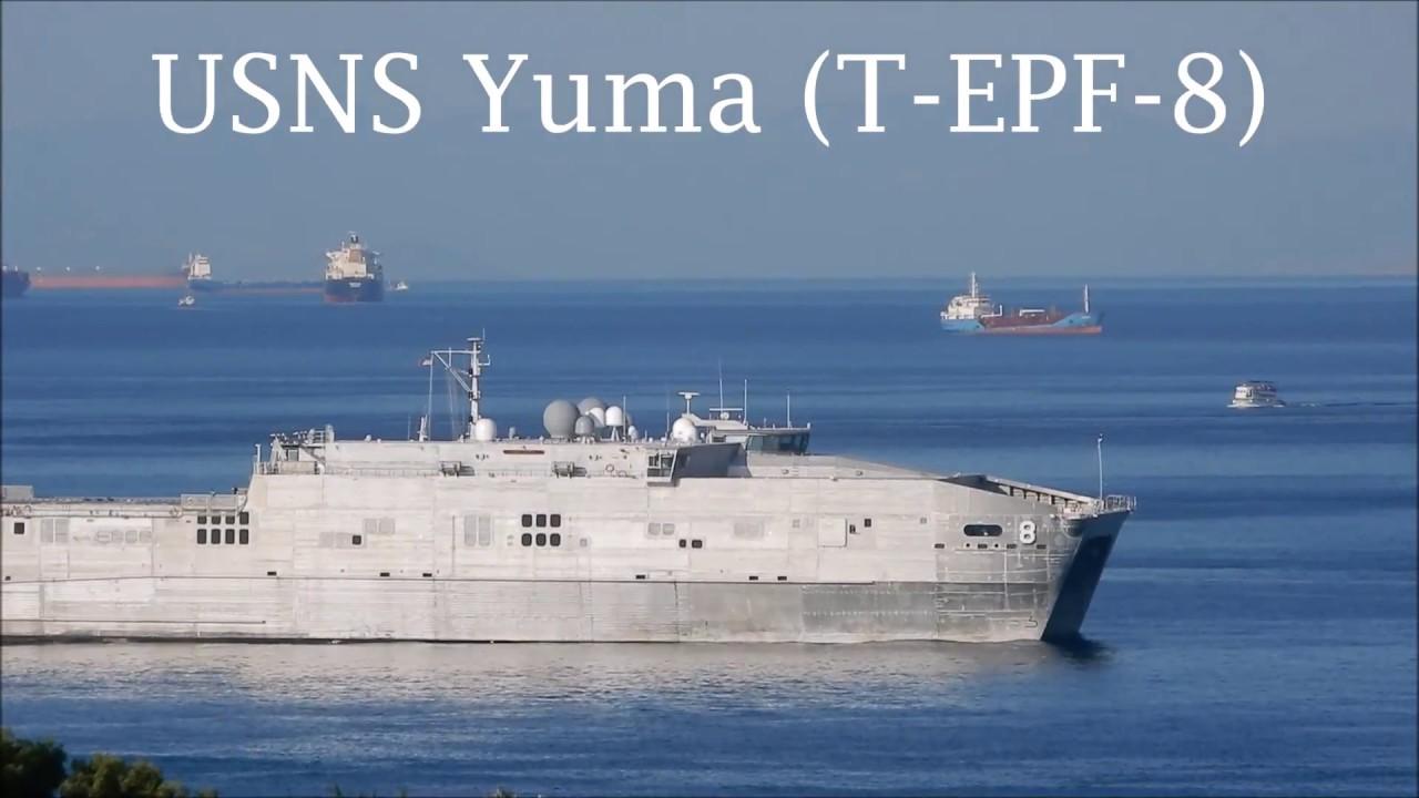 Yuma izlazi