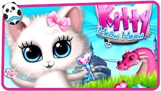 Kitty Meow Meow - My Cute Cat Day Care & Fun Kitty Pet Makeover and Dress Up Games for Kids