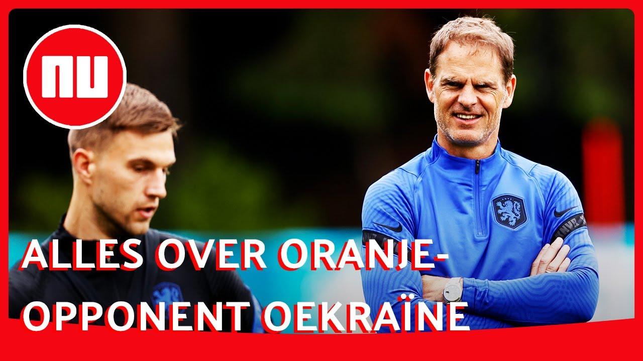 EK-update: 'De tijd van wodka is verleden tijd bij Oekraïne'   NU.nl