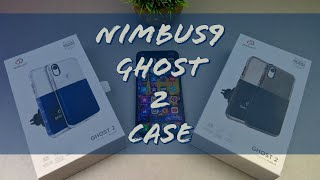 Iphone xr - Nimbus 9 Ghost 2 Case Review ..... This Is My New Favorite Case