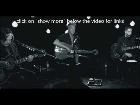 Queens of the Stone Age acoustic set in Germany - Metallica making of Atlas, Rise!