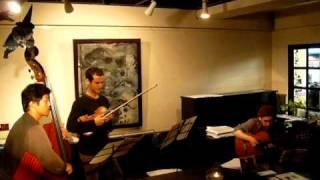 作曲:Nathan Bonin(ナトン・ボナン) 演奏: Nathan Bonin/Vn 福島久...