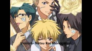 Maid Sama Soundtrack/UxMishi fav's