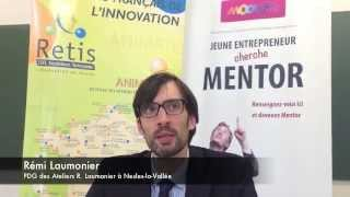 Journée Entrepreneuriat MoovJee/Retis Innovation