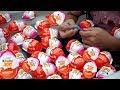 Download Video Pesta Mandi Kinder Joy 💖 Bath Time with 40 Surprise Egg in Bathtub 💖 Mainan Anak Let's Play