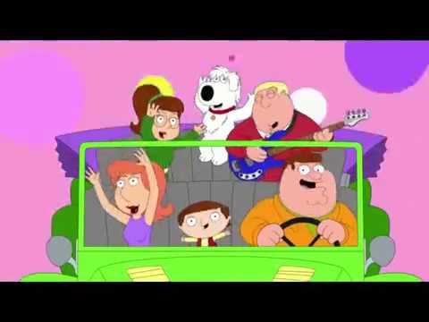 Family Guy - NEW opening theme song ('60s version)