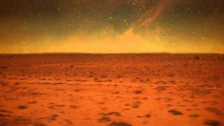 Desert night Relaxing music -Soundscapes