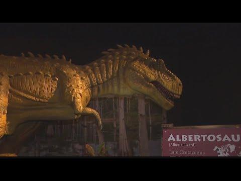 Keiki Corner:  New Dinosaur Exhibit at Bishop Museum