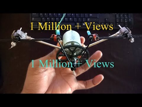 How To Make Robot Flying Bird At Home Robot Flying Bird
