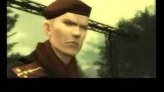 Metal Gear Solid 3: Snake Eater - Enter Ocelot