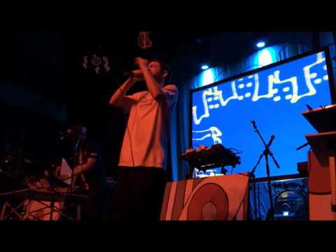Ratking - Live at The Fonda 3/8/2016 pt.3