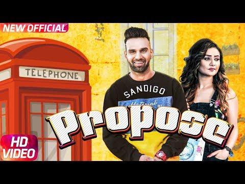 Propose (Full Video) | Anukul Kohli Feat Tamana Sodhi | Latest Punjabi Song 2018 | Speed Records