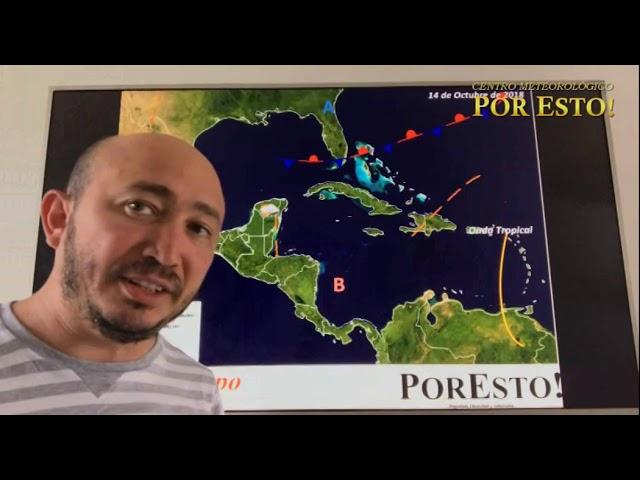 Pronóstico del tiempo con Juan Antonio Palma.