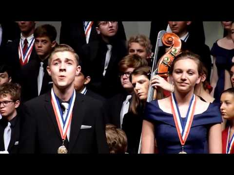 True Light Cchs Auditioned Choirs 2017 05 10 Youtube